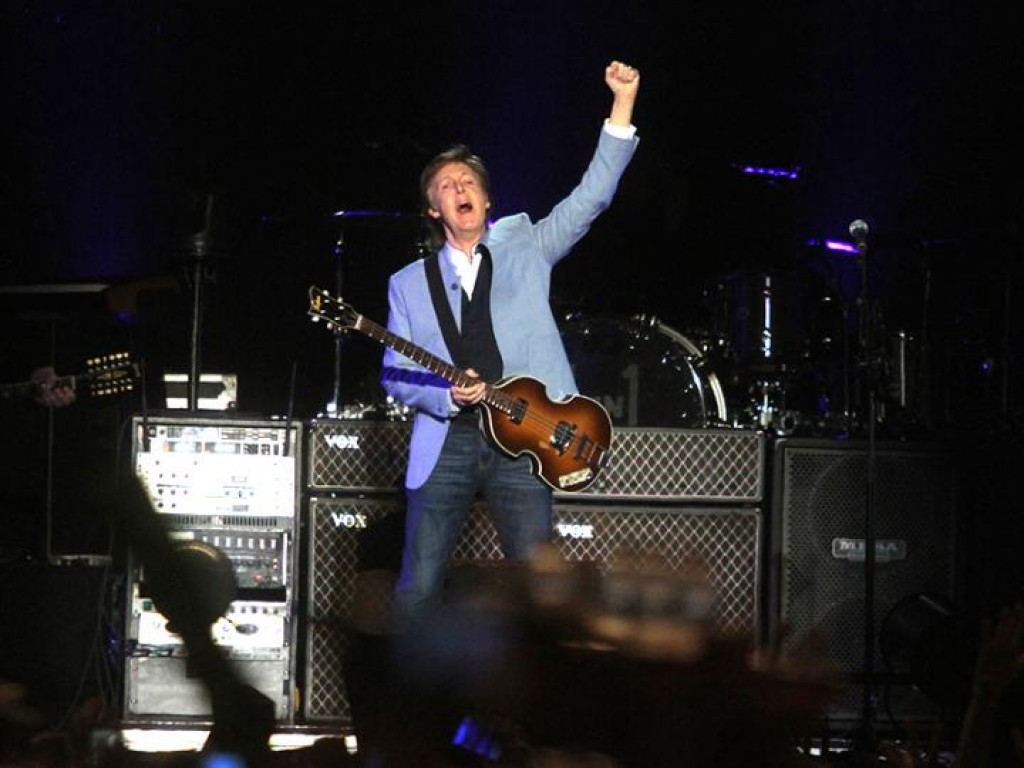 Paul McCartney vuelve a la Argentina
